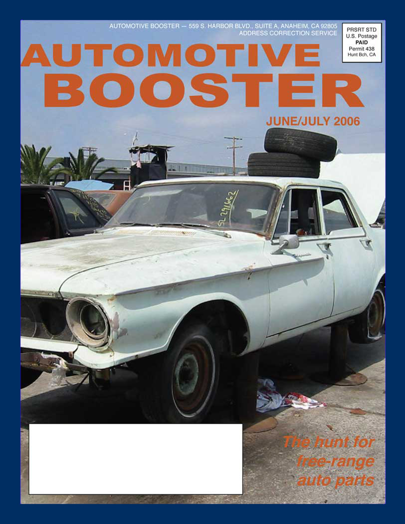 Automotive Booster Magazine